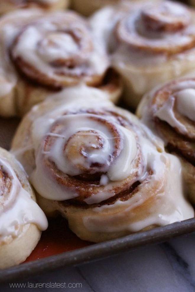 """Muôn hình vạn trạng những loại donut ngon """"lịm tim"""" khiến người Mỹ tiêu thụ hơn 10 tỷ chiếc mỗi năm - Ảnh 6."""