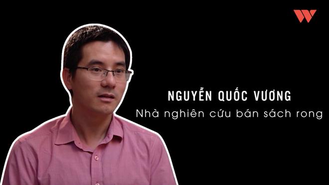 Nguyễn Quốc Vương - Nhà nghiên cứu trở về Việt Nam bán sách rong sau 8 năm du học ở Nhật Bản - Ảnh 2.