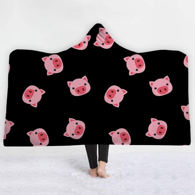 Những món đồ trang trí hình chú lợn xinh xắn đốn tim bất kỳ ai nhìn thấy - Ảnh 11.