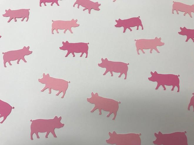 Những món đồ trang trí hình chú lợn xinh xắn đốn tim bất kỳ ai nhìn thấy - Ảnh 5.