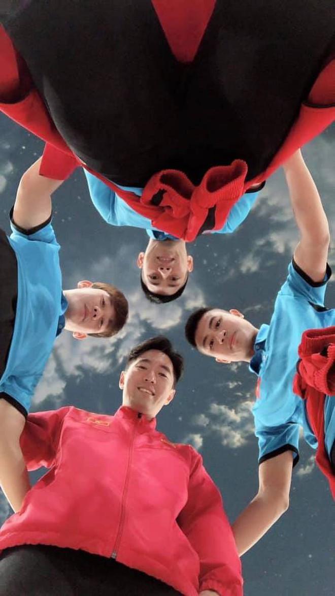 """""""Đu"""" trend giỏi nhất hiện nay không ai khác chính là các hot cầu thủ đội tuyển bóng đá Việt - Ảnh 3."""