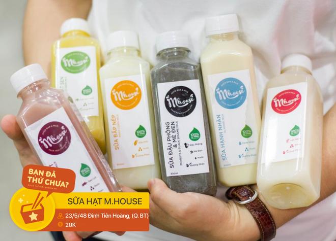 Tổng hợp những địa chỉ bán tất tần tật các loại sữa từ hạt ở Sài Gòn dành cho những người thích healthy - Ảnh 6.