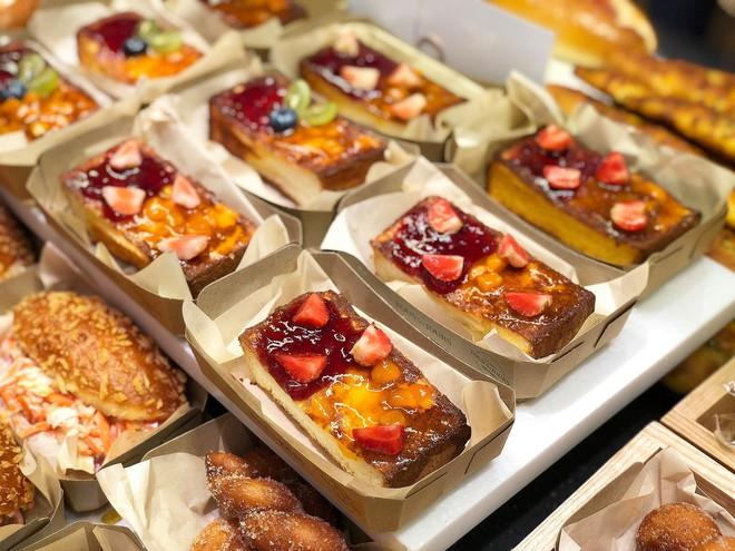Giờ mới để ý, Sài Gòn có quá trời những thương hiệu bánh ngọt nước ngoài nhìn mà phát mê - Ảnh 9.