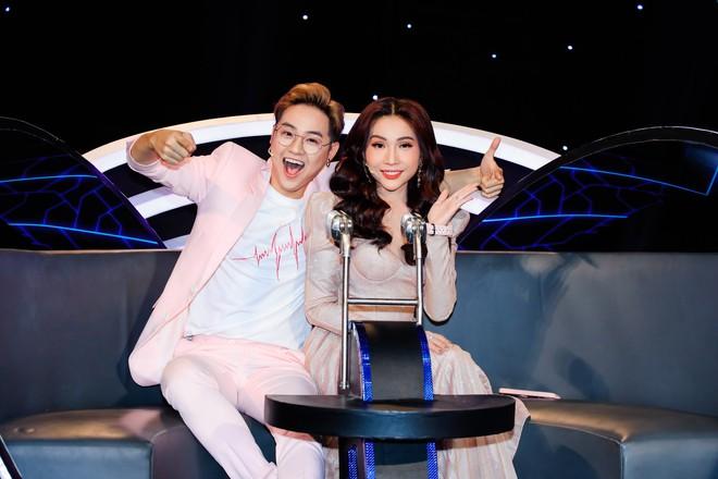 Hòa Minzy - Huỳnh Lập trở thành cặp đôi HLV của Tuyệt đỉnh song ca nhí - Ảnh 4.