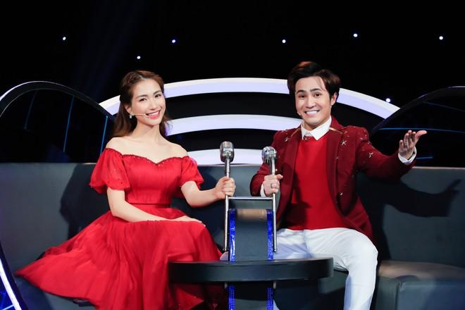 Hòa Minzy - Huỳnh Lập trở thành cặp đôi HLV của Tuyệt đỉnh song ca nhí - Ảnh 2.