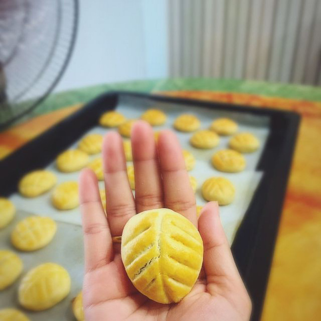 Tổng hợp những món bánh ngọt ăn vặt Đài Loan đốn tim giới trẻ và nơi tìm ra chúng ở Sài Gòn - Ảnh 1.