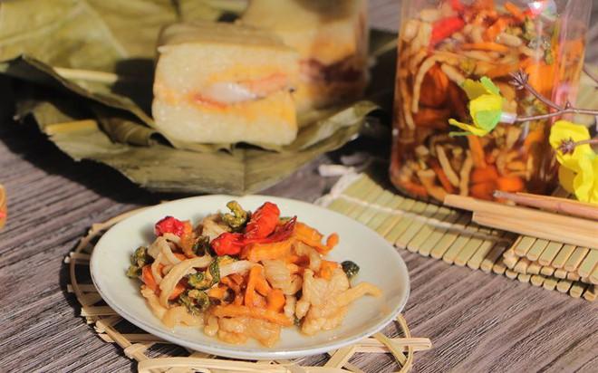 Khám phá những món ăn Tết cổ truyền của người miền Trung không nơi nào có - Ảnh 2.