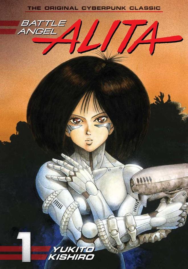 """5 lý do khiến """"Alita: Battle Angel"""" trở thành siêu phẩm dành cho các cặp đôi dịp Valentine sắp tới - Ảnh 2."""