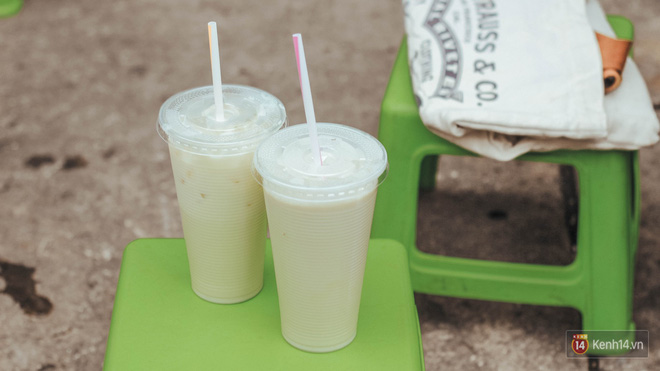 Đếm hoài không hết những phiên bản sữa đậu nành độc đáo ở Sài Gòn - Ảnh 1.
