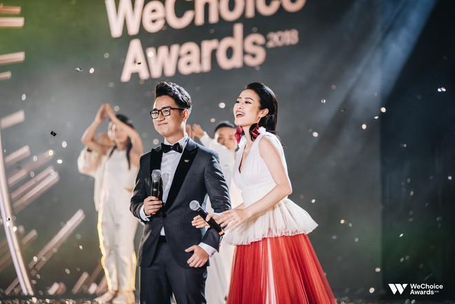 Gala WeChoice Awards 2018: Một đêm văn minh của niềm cảm hứng đẹp đẽ và những khán giả dõi theo đến tận phút cuối cùng - Ảnh 19.
