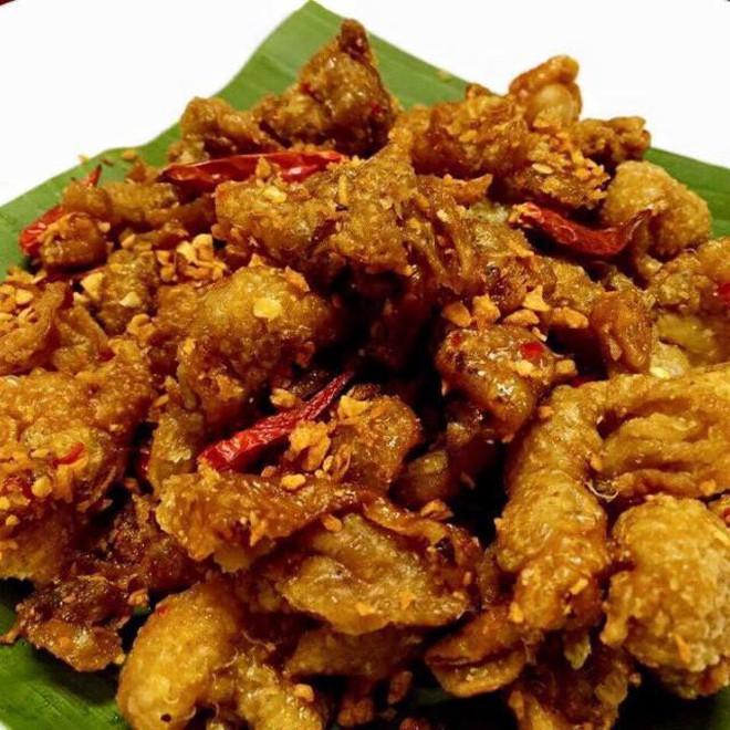 Sài Gòn có rất nhiều món ăn vặt từ da giòn rụm, thú vị nhất là món số 3 - Ảnh 1.