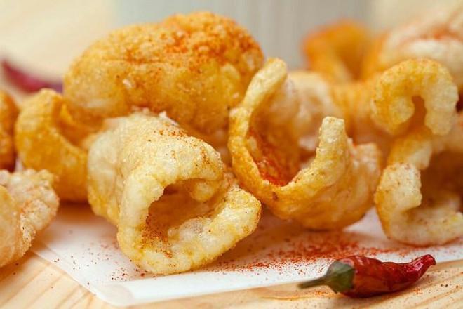 Sài Gòn có rất nhiều món ăn vặt từ da giòn rụm, thú vị nhất là món số 3 - Ảnh 7.