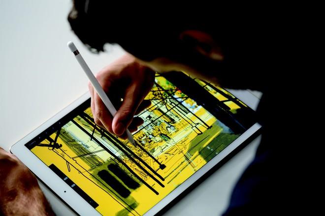 Một nhân viên bán hàng của Apple cho biết đây là lý do duy nhất để mua iPad Pro - Ảnh 2.