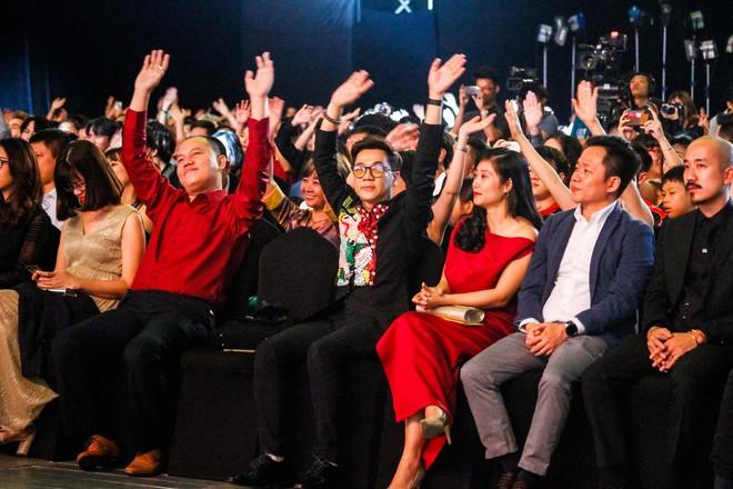 Gala WeChoice Awards 2018: Một đêm văn minh của niềm cảm hứng đẹp đẽ và những khán giả dõi theo đến tận phút cuối cùng - Ảnh 27.