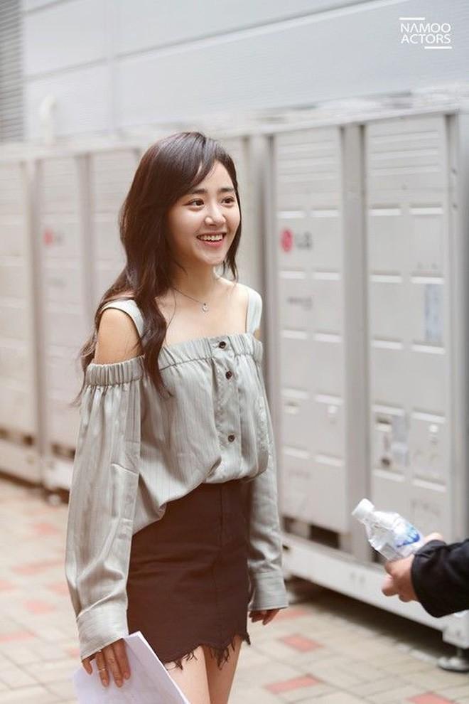 Từng được tung hô là yêu tinh hack tuổi, Moon Geun Young gây sốc vì tăng cân và già nua sau thời gian vắng bóng - Ảnh 6.