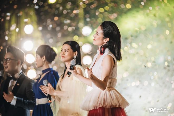 Gala WeChoice Awards 2018: Một đêm văn minh của niềm cảm hứng đẹp đẽ và những khán giả dõi theo đến tận phút cuối cùng - Ảnh 3.