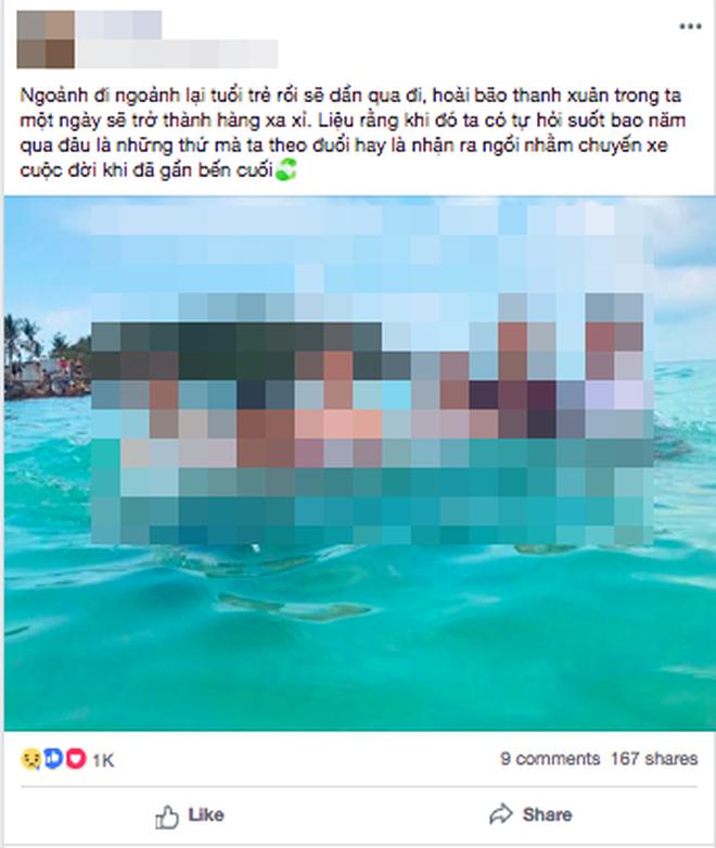 Nghẹn lòng với status Facebook cuối cùng của Thảo - nữ sinh tử nạn trên chuyến xe khách lao xuống đèo Hải Vân - Ảnh 2.