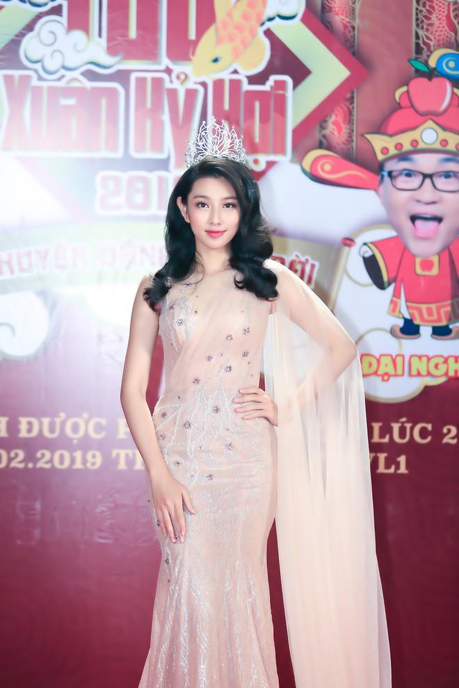 Hoa hậu Tiểu Vy đóng Táo Xuân Kỷ Hợi 2019 – Chuyện động ông trời - Ảnh 4.