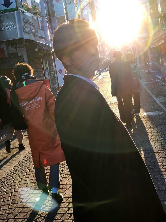 """Từng bị bắt nạt vì ngoại hình nổi bật, cậu bạn 18 tuổi bật khóc sau khi đăng quang """"Nam sinh đẹp trai nhất Nhật Bản"""" - Ảnh 7."""