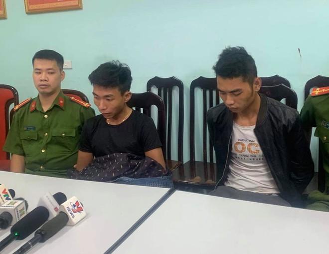 """Nóng: 2 nghi phạm sát hại nam sinh chạy Grab đã bị di lý về đến Hà Nội, một kẻ cho biết """"rất ân hận về hành vi của mình"""" - Ảnh 5."""