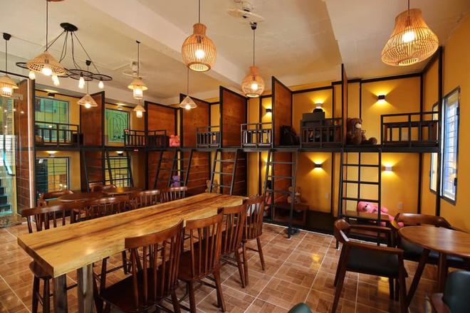 """Sài Gòn có những quán cafe """"tổ kén"""" cực xinh xắn dành cho bạn khi muốn """"trú ẩn"""" hoặc trốn vào đâu đó - Ảnh 1."""