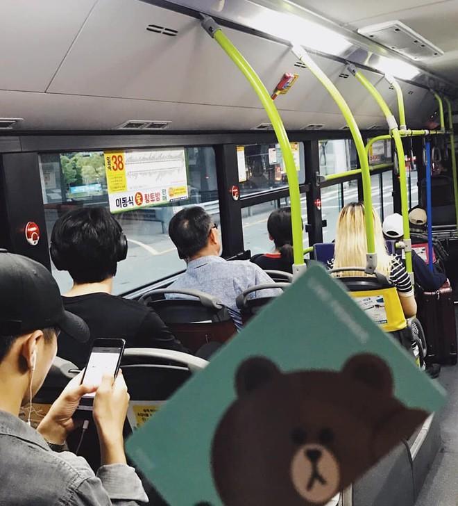 Bỏ túi ngay loạt tips đi xe bus ở Hàn Quốc để không lo bị lạc trôi giữa xứ sở kimchi nhé - Ảnh 9.