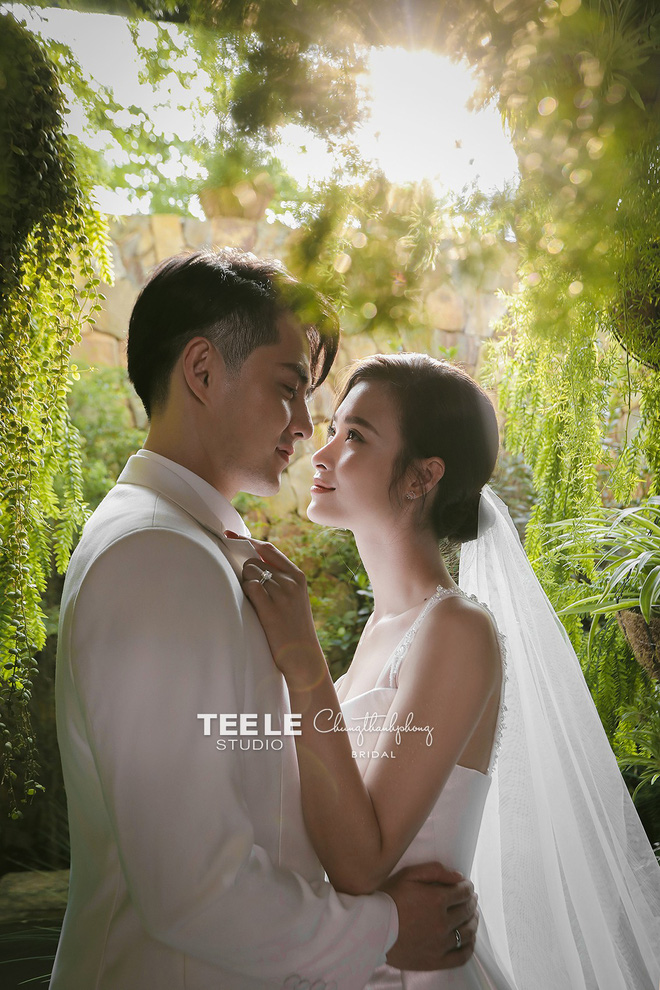 HOT: Đông Nhi - Ông Cao Thắng tung trọn bộ ảnh cưới đẹp long lanh trước ngày chính thức về chung một nhà - Ảnh 6.