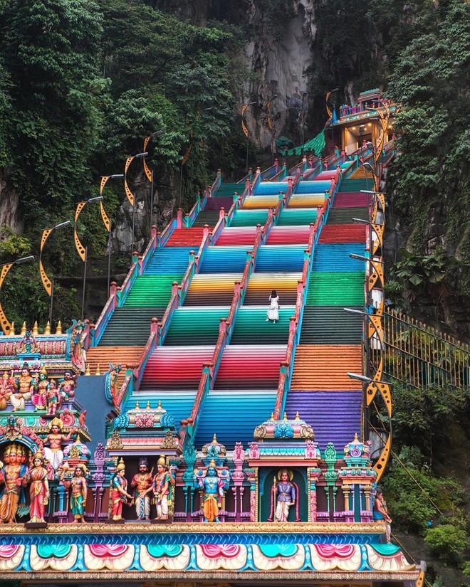 Nhìn loạt ảnh đẹp lộng lẫy của những ngôi đền châu Á này, dân mạng phải tự hỏi: Có thật ngoài đời ư? - Ảnh 11.