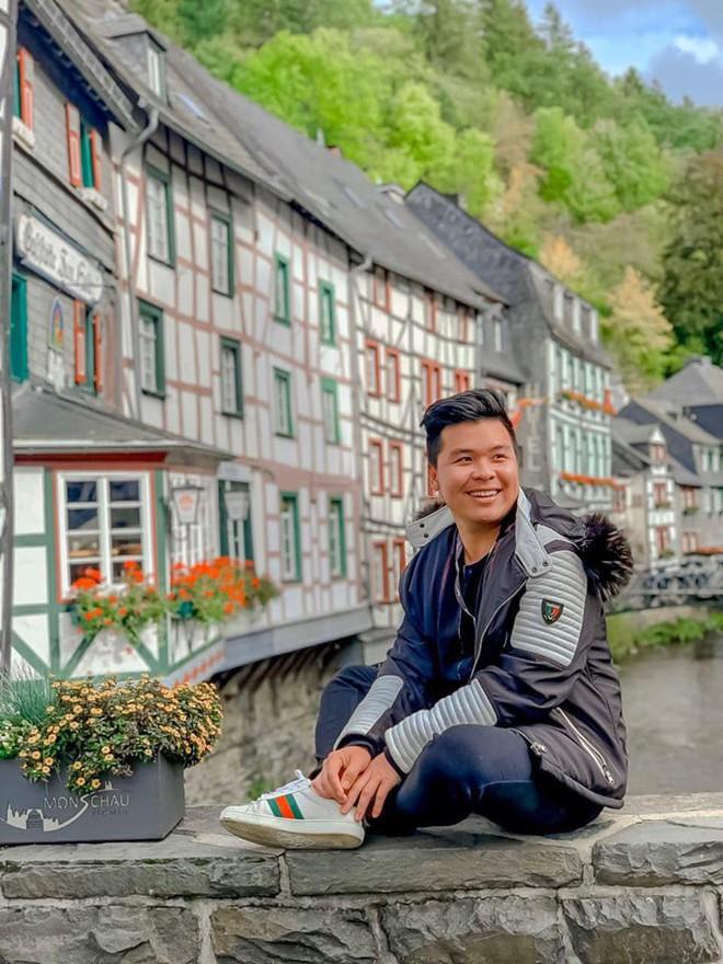 """Lại phát hiện được một địa điểm độc - lạ trên bản đồ du lịch của giới trẻ: Monschau - thị trấn """"hưởng thụ"""" của nước Đức - Ảnh 5."""