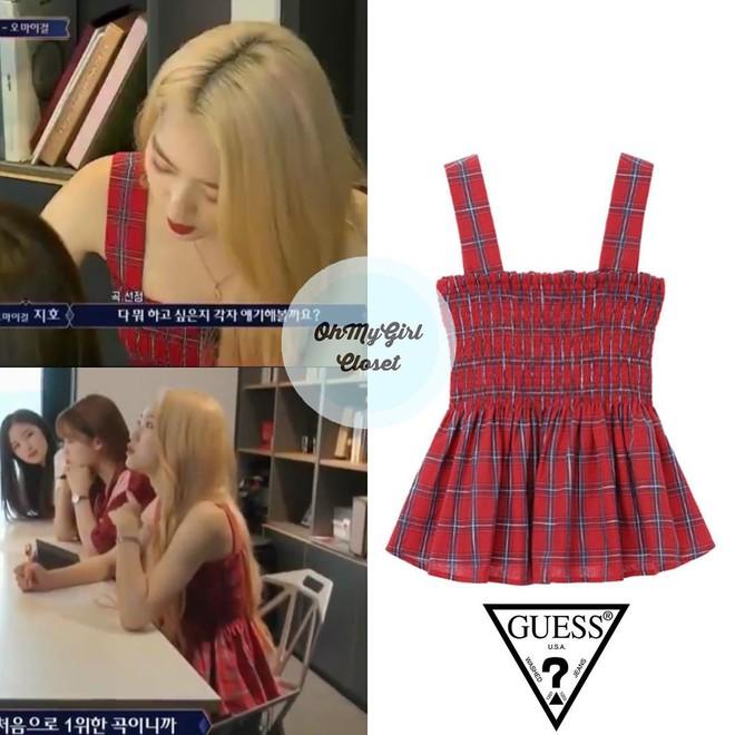5 nữ idol diện chung một mẫu áo hai dây: Chị đại Taeyeon cân hết hội đàn em 9X - Ảnh 5.