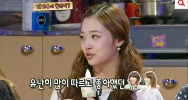 Dậy sóng cách Sulli nói về Taeyeon, Tiffany trong quá khứ: Mối quan hệ ra sao mà khiến cố diễn viên bật khóc? - Ảnh 1.
