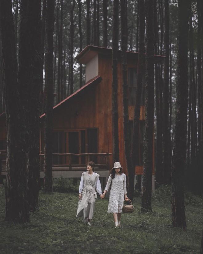 """Ở Thái Lan xuất hiện 1 khu nghỉ dưỡng khiến giới trẻ """"rần rần"""", nhÆ°ng nhìn sao lại giống... Đà Lạt của Việt Nam quá vậy? - Ảnh 7."""
