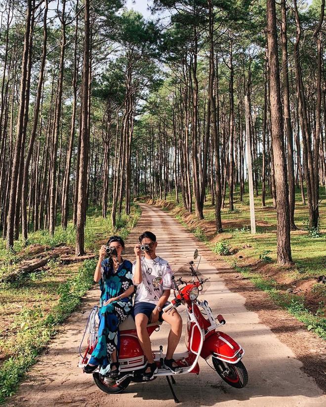 """Ở Thái Lan xuất hiện 1 khu nghỉ dưỡng khiến giới trẻ """"rần rần"""", nhÆ°ng nhìn sao lại giống... Đà Lạt của Việt Nam quá vậy? - Ảnh 8."""