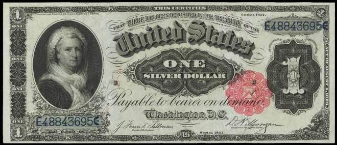 Chỉ có các tổng thống mới được in hình lên tờ tiền dollar của Mỹ? Không, sai rồi! - Ảnh 4.