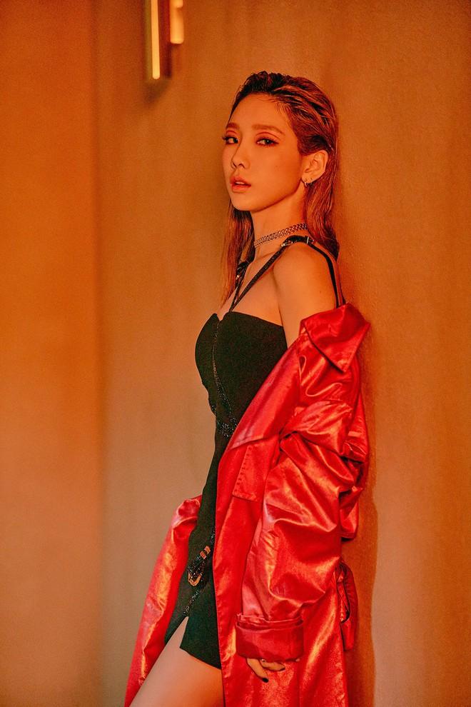 """Album """"Purpose"""": U tối, bất ngờ và thể hiện đẳng cấp vocalist hàng đầu KPOP của Taeyeon - Ảnh 4."""