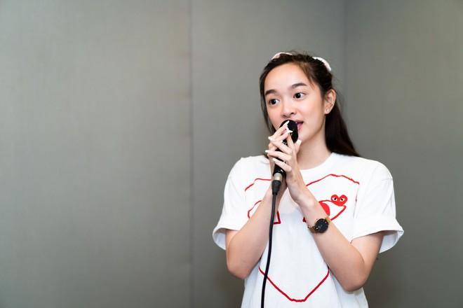 Hóa ra lâu nay Kaity Nguyễn miệt mài học thanh nhạc, giờ đã sẵn sàng debut làm ca sĩ? - Ảnh 2.