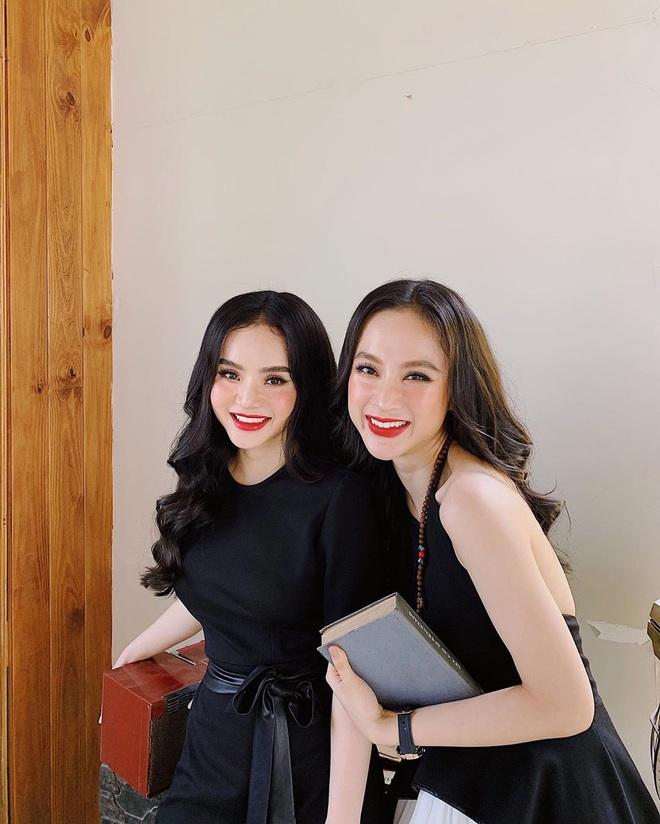 Ai rồi cũng khác, kể cả em gái Angela Phương Trinh! Khí chất mỹ nhân và style đẳng cấp khiến chị cũng phải dè chừng - Ảnh 4.
