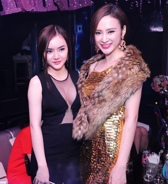 Ai rồi cũng khác, kể cả em gái Angela Phương Trinh! Khí chất mỹ nhân và style đẳng cấp khiến chị cũng phải dè chừng - Ảnh 1.