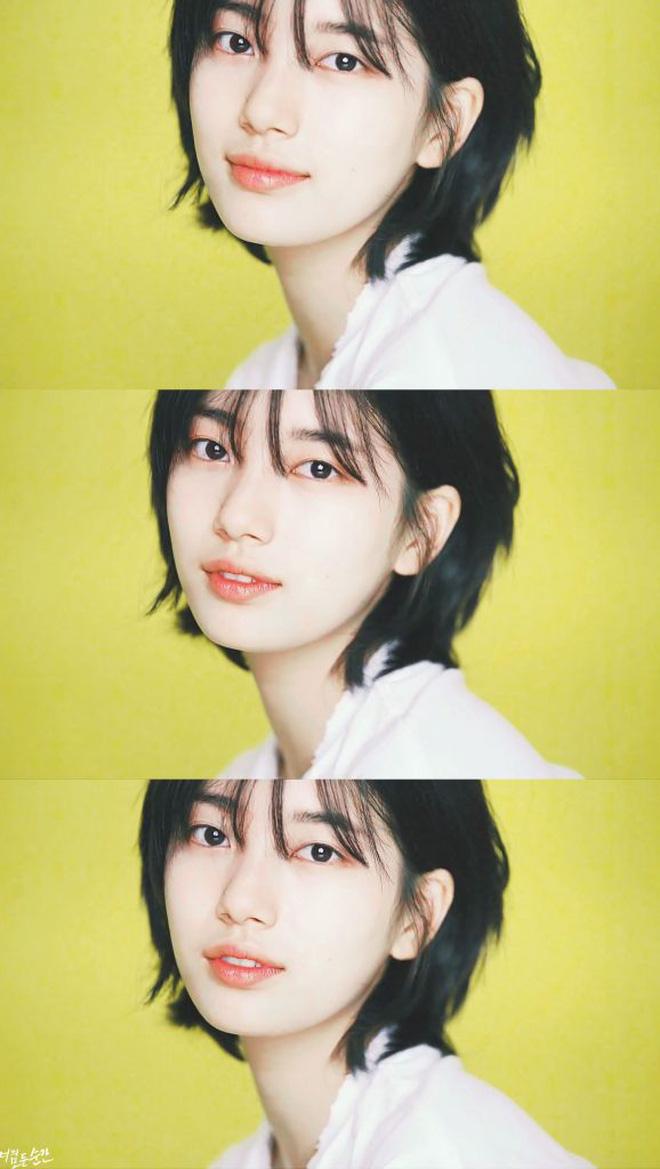 Đến tận bây giờ, netizen Hàn vẫn rất mê kiểu tóc ngắn của Suzy và tha thiết mong cô diện lại - Ảnh 2.