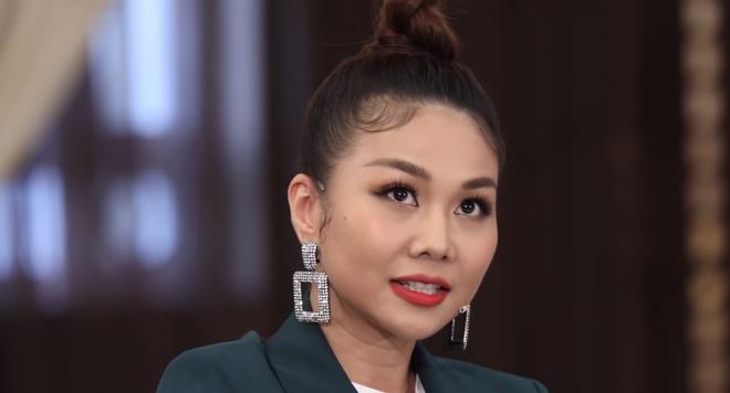 Thanh Hằng nghiêm khắc hỏi thí sinh Hoa hậu: Có tin đồn em muốn thay đổi ban giám khảo năm nay? - Ảnh 7.