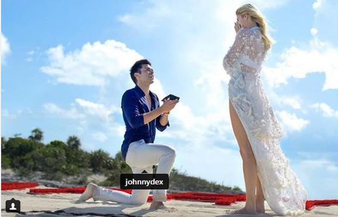 Đám cưới thiên thần Victoria's Secret hot nhất Hollywood hôm nay: Đẹp như phim, gia thế khủng của chú rể gây sốt - Ảnh 8.