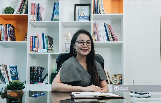 Ms Hoa, cô giáo dạy Tiếng Anh online hot bậc nhất Việt Nam: Người đi dạy nên có bằng cấp nhưng người có bằng cấp chưa chắc đã biết dạy - Ảnh 10.