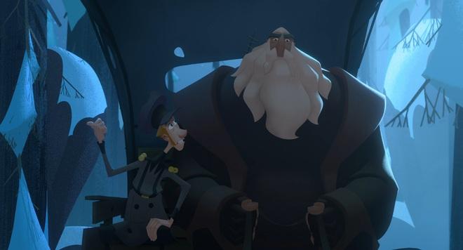 Klaus - Câu Chuyện Giáng Sinh: Kiệt tác đẹp từng khung hình, cuộc cách mạng phim hoạt hình 2D - Ảnh 2.