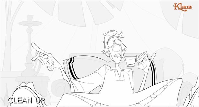 Klaus - Câu Chuyện Giáng Sinh: Kiệt tác đẹp từng khung hình, cuộc cách mạng phim hoạt hình 2D - Ảnh 9.