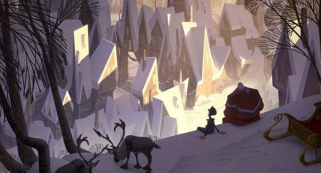 Klaus - Câu Chuyện Giáng Sinh: Kiệt tác đẹp từng khung hình, cuộc cách mạng phim hoạt hình 2D - Ảnh 16.