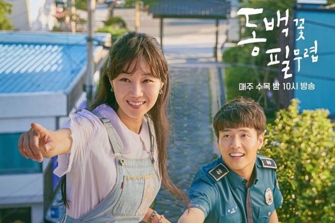 Khi Cây Trà Trổ Hoa phim Hàn Quốc hay nhất về tình yêu