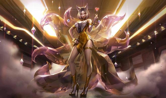 Ngắm nhìn hội chị em hot girl trong thế giới Liên Minh Huyền Thoại, nữ thần  Ahri vẫn là số 1