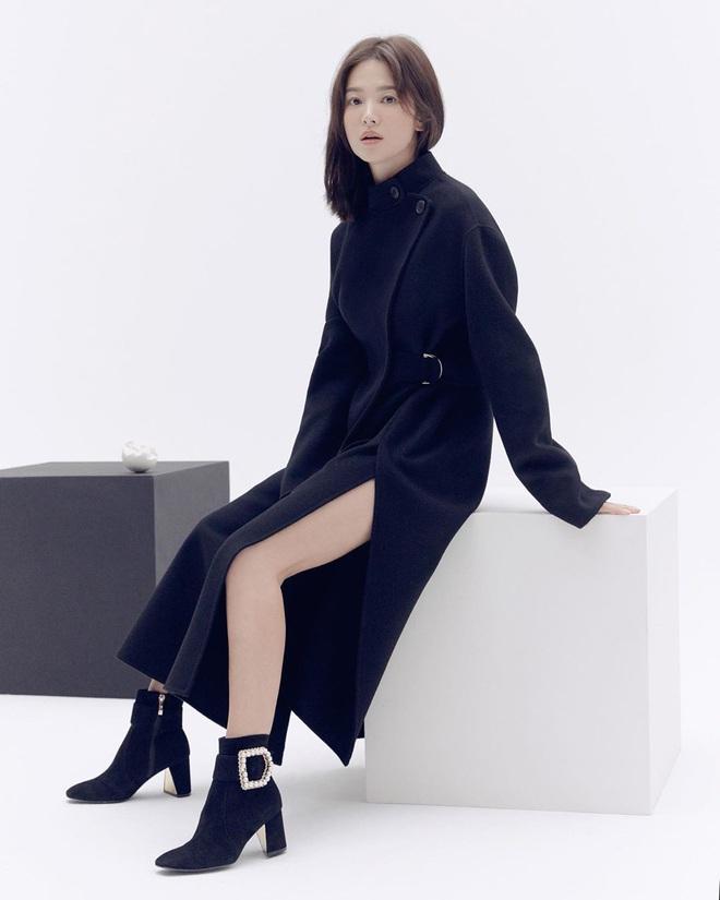 """Lần đầu tiên kể từ khi ly hôn, Song Hye Kyo có photoshoot thời trang chất đến thế mà chẳng cần cố """"gồng"""" - Ảnh 2."""