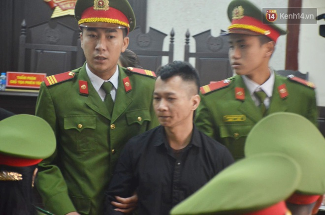 Kết thúc phiên xử buổi sáng vụ mẹ nữ sinh giao gà cùng đồng phạm: Vì Thị Thu phản cung, bà Hiền nói mình bị oan - Ảnh 14.
