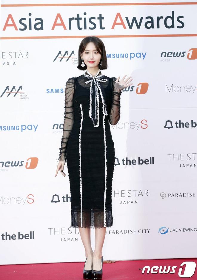 """Style của Yoona qua 4 kỳ AAA: Chỉ có 1 lần """"sến"""", còn lại đều đẹp hớp hồn; riêng bộ năm nay đậm chất tiên tử ai cũng xiêu lòng - Ảnh 3."""